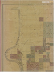Map of Sioux City 1892 by John Newcomb sheet 1