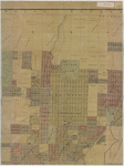 Map of Sioux City 1892 by John Newcomb sheet 2