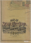 Map of Sioux City 1892 by John Newcomb sheet 4