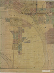 Map of Sioux City 1892 by John Newcomb sheet 5