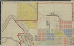 Map of the City of Waterloo by Iowa Publ. 1908 sheet 1