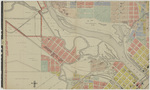 Map of the City of Waterloo by Iowa Publ. 1908 sheet 3