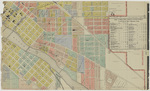 Map of the City of Waterloo by Iowa Publ. 1908 sheet 6