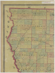 Mills & Co. map Iowa 1873 sheet 1