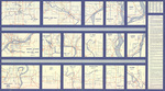 Official highway map of Iowa 1953 side 2