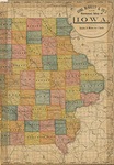 Rand McNally's new sectional map of Iowa part 2