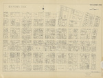 Des Moines downtown map 1929 c. Nathan Nirenstein