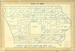 State of Iowa comparative area of the counties & larger cities 1926