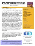 Panther Press, Fall 2014 by University of Northern Iowa. Department of Military Science.