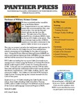 Panther Press, Summer 2015 by University of Northern Iowa. Department of Military Science.