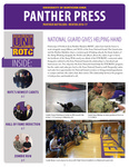 Panther Press, Winter 2016-17 by University of Northern Iowa. Department of Military Science.