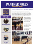 Panther Press, Spring 2017 by University of Northern Iowa. Department of Military Science.