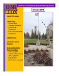 UNI ROTC Panther Battalion Newsletter, January 2016 by University of Northern Iowa. Department of Military Science.