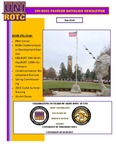 UNI ROTC Panther Battalion Newsletter, May 2016