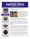 Panther Press, Spring 2018 by University of Northern Iowa. Department of Military Science.