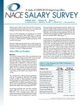 Salary Survey, Spring 2010 by National Association of Colleges and Employers
