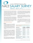 Salary Survey, Summer 2010
