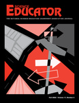 Science Educator, v17n2, Fall 2008 by National Science Education Leadership Association