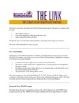 The Link, Spring 2013 by University of Northern Iowa. Division of School Library Studies.