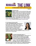 The Link, Fall 2014 by University of Northern Iowa. Division of School Library Studies.