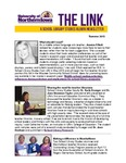 The Link, Summer 2015 by University of Northern Iowa. Division of School Library Studies.