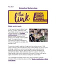 The Link, May 2017 by University of Northern Iowa. Division of School Library Studies.