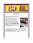 The Link, December 2018 by University of Northern Iowa. Division of School Library Studies.
