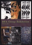 Fall 2011 BFA Group Exhibition [Front] by University of Northern Iowa