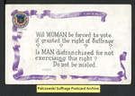 [006a] Think It Over (Will WOMAN be forced) [front] by Cargill Company