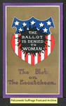 [025a] The Ballot is Denied to Woman. [front]