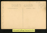 [032b] Votes for Women: The Spirit of '76. [back] by National Woman Suffrage Publishing Co., Inc.