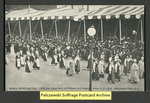 [046a] Women representing foreign countries, Suffragette's Parade [front] by I. & M. Ottenheimer