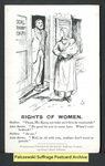 [059a] Rights of women [front] by Artists' Suffrage League