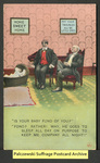 "[067a] ""Is your baby fond of you?"" [front] by Bamforth & Company Publishers"