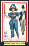 [110a] Suffragette series no.5: Suffragette coppette [front]