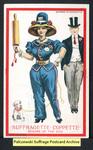 [110a] Suffragette series no.5: Suffragette coppette [front]