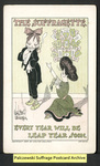 [160a] The Suffragette. (4) [front] by Walter Wellman