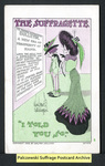 [161a] The Suffragette. (5) [front]