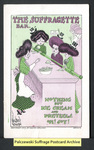 [166a] The suffragette bar. [front] by Walter Wellman