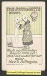 [168a] The suffragette hubby. [front] by Walter Wellman