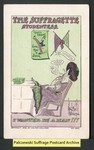 [171a] The suffragette studentess. [front] by Walter Wellman
