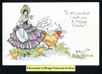 [210a] To tell you that I wish you A Happy Easter [front] by Whitney Valentine Company