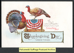 [211a] Thanksgiving Day Greetings [front] by Publisher unknown