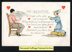 [215a] My Valentine [front] by Whitney Valentine Company