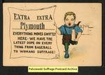 [301a] Extra Extra Plymouth [front] by Taylor, Platt & Company