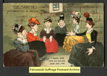 [311a] The Martyrs - Suffragettes in Prison [front] by Millar & Lang, Ltd.