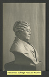 [334a] Elizabeth Cady Stanton bust looking right [front] by Publisher unknown