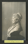 [334A-a] Elizabeth Cady Stanton bust looking left [front] by Publisher unknown
