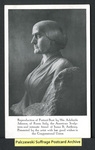 [336a] Susan B. Anthony - Reproduction of Portrait Bust by Mrs. Adelaide Johnson [front] by Literature Committee