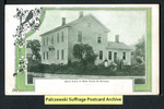 [339a] Birth Place of Susan B. Anthony [front] by Publisher unknown